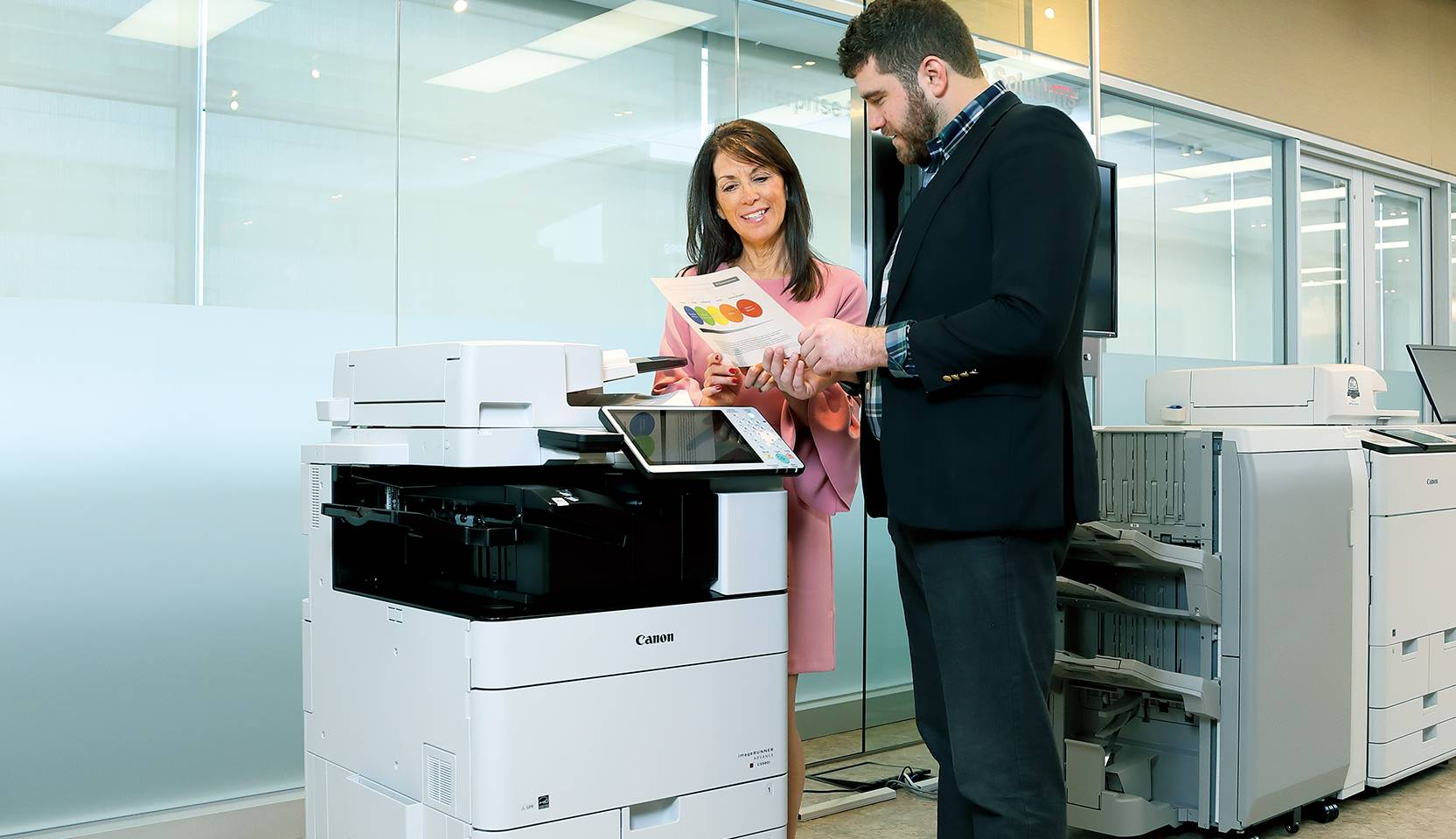 how much does it cost to least a copy machine el paso